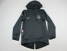 Houston Rockets Nike Sweatshirt Men's Black Dri-Fit NEW Multiple Sizes