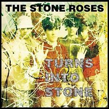 STONE ROSES , THE - TURNS INTO STONE (COLORED VINYL) NEW VINYL RECORD