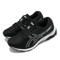 Asics Gel-Pulse 12 Black White Women Running Casual Shoes Sneakers 1012A724-001