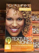 CLAIROL Texture & Tones WOMENS HAIR COLOR # 6G HONEY BLONDE