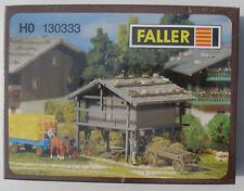 FALLER 130333 - Getreidespeicher - H0 - Eisenbahn Modellbausatz Kit - NEU&OVP