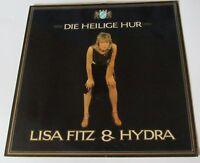 Lisa Fitz & Hydra: Die Heilige Hur LP zyx records Liedermacher 20.022