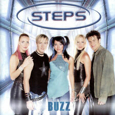 Steps - Buzz - CD Album S/Edition