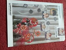 Zweigart Christmas Decoration Cross Stitch Pattern