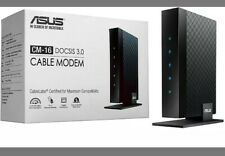 ASUS CM-16 DOCSIS 3.0 High Speed 16x4 Cable Modem, *RETAIL BOX*