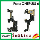 Plate Microphone OnePlus 6 Connector Antenna FPC One Plus Port Jack Audio A6000