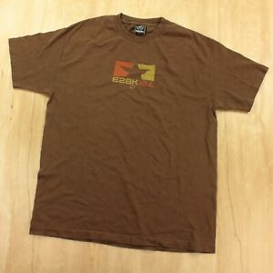 vtg usa made EZEKIEL t-shirt LARGE skater skateboard 90s 00s y2k ezek1el