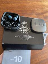 Rare Ultimate Ears Triple Fi 10 Noise Isolating Audiophile Earphones RRP £369!!