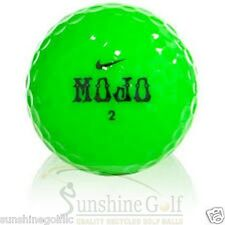 24 AAA Nike MOJO Lucky #7 Green Used Golf Balls (3A) **FREE SHIPPING**