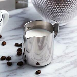 Espresso Milk Frothing Pitcher Stainless Steel 150ml/5oz Frothing Pitcher