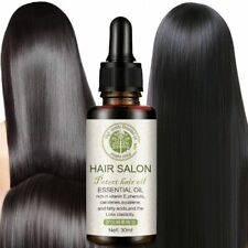 Hair ReGrowth Serum Argan Oil Scalp Treatment Care Damaged Hair Mask Vitamin E