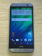 HTC One M8 - 16GB - Metallic Grey (Unlocked)