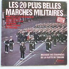 Les 20 plus belles marches militaires EQUIPAGES DE FLOTTE TOULON Militaire slp31