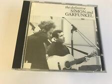 The Definitive Simon & Garfunkel CD BEST OF COMPILATION [EXCELLENT]