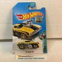 '69 Camaro Z28 * Treasure Hunt * 2017 Hot Wheels Factory Set * HG20