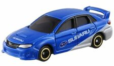 Takara Tomy Tomica No.7 R4 Specification Subaru Impreza WRX STI 4 Door Scale1:67