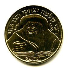 10 TROYES Rabbin Rachi, 2014, Monnaie de Paris
