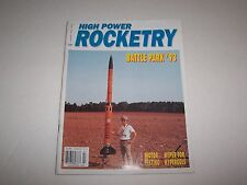 High Power Rocketry Vol. 8 NO.4 July/August 1993