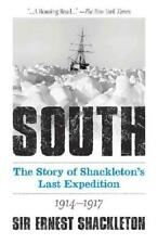 South by Ernest Henry Shackleton (author)