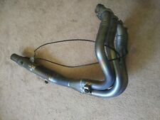 04 05 Kawasaki ZX10R Exhaust Manifold / Header Pipes