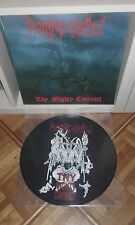 ROTTING CHRIST Thy Mighty Contract PICTURE DISC LTD 400 BLACK VOMIT 2015