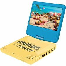 Lexibook - DVDP6DES - Lecteur DVD Portable DVD Player With Free Delivery