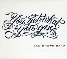 Zac Brown Band - You Get What You Give/2011 New Version [New CD] UK - Import