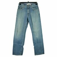Levis 559 Relaxed Fit Straight Leg Denim Mens Jeans Medium Wash Size 30x31