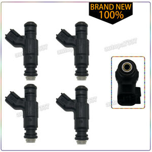 For 2000-2001 FORD FOCUS LE 2.0L L4 Set (4) OEM BOSCH FUEL INJECTORS 0280155974
