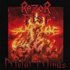 RAZOR FIST - Metal Minds CD