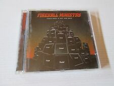 FIREBALL MINISTRY Their Rock Is Not Our Rock CD GERMANY ENHANCED STONER ROCK