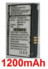 Battery 1200mAh type AB813851CA AB813851CABSTD For Samsung SPH-M510