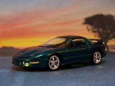 1993 93 PONTIAC FIREBIRD TRANS AM 1/64 SCALE REPLICA MODEL COLLECT OR DIORAMA