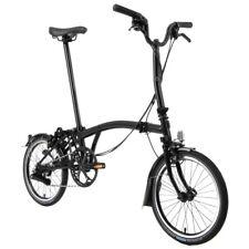 BROMPTON M6R Bike  Black Edition  Gloss Black