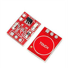 Module capteur touche tactile capacitif TTP223  - Arduino Module Switch E538