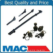 Drag Links Tie Rod Ball Joints 99-04 Excursion F350 F250 Super Duty 2WD 8Pc
