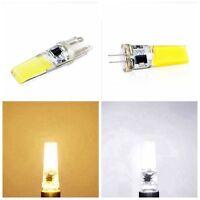 360 Degree Dimming G4/G9 LED Light Spotlight Bulb Chandelier Halogen Lamp
