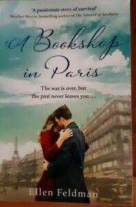 A Bookshop in Paris by Ellen Feldman (Paperback, 2020)