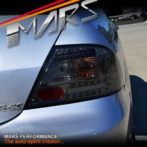 Smoked LED Tail Lights for MITSUBISHI LANCER CH 2003-2007 Sedan VRX