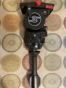 Sachtler FSB 4 Fluid Head for Camcorders and DSLR used