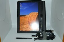"ThinkPad X201 12"" 2-in-1 Touchscreen Tablet (160GB, Intel i5 1.07GHz, 4GB) Black"