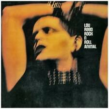 LOU REED ROCK AND ROLL ANIMAL REMASTERED LIVE CD GLAM ROCK NEW