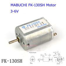 Original Japan MABUCHI FK-130SH Motor for Four-wheel Car drive Robot Hobby Toy