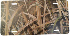 Mossy Oak Blades License Plate