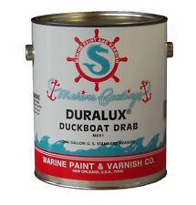 Duralux Camouflage Paint, Duckboat Drab, Gallon