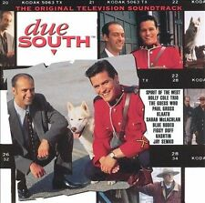 DUE SOUTH: THE ORIGINAL TELEVISION SOUNDTRACK CD NEW SEALED