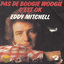 45TRS VINYL 7''/ FRENCH SP BARCLAY / EDDY MITCHELL / PAS DE BOOGIE WOOGIE