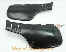 Honda Mtx 50 80 R Mt Capot / Couvercle Latéral Pièce Noir Carénage Mokick Neuf