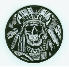 ELITE PROFESSIONALS SPECIAL FORCES GROUP NINJA NETWORK νeΙ©®⚙ PATCH: CHIEF SKULL
