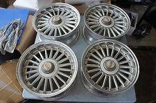 """JDM 15"""" Sieg Fins wheels rims ae86 ta22 114.3X4 datsun ke70 ssr speed star work"""